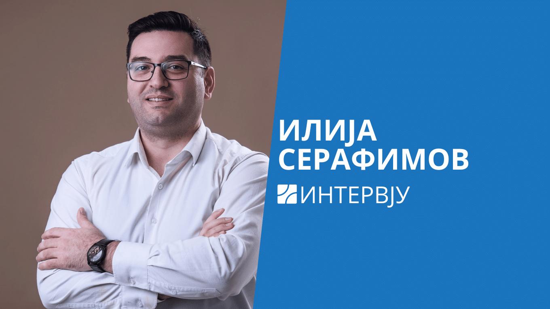 Ilija Serafimov Cover